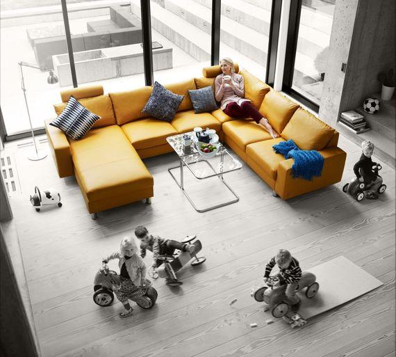 Wohnideen fürs Wohnzimmer: 4 Tipps für Individualität und Farbe ...