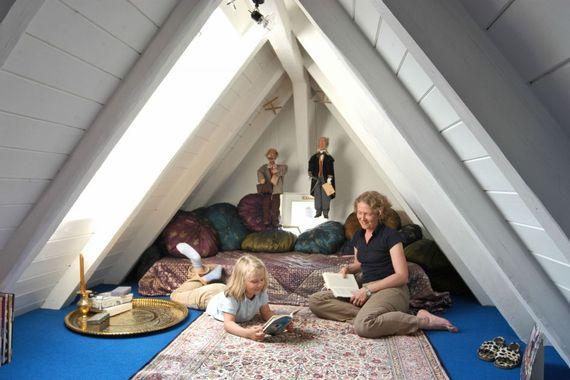 Raum Im Oberstubchen 3 Essentials Des Dachboden Ausbaus