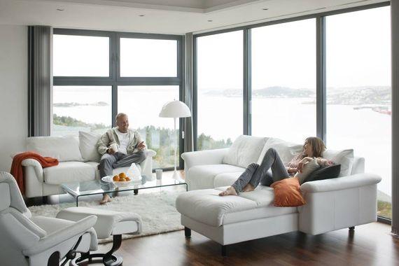 wohnzimmer gestalten 10 tipps f r mehr gem tlichkeit. Black Bedroom Furniture Sets. Home Design Ideas