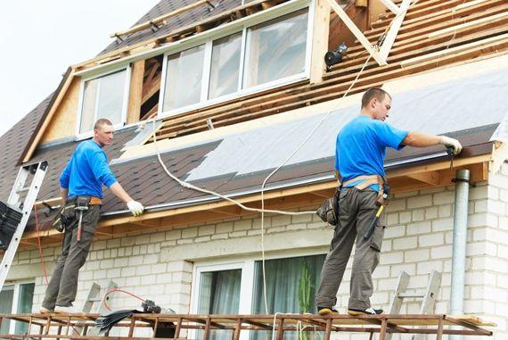 Das Dach Neu Eindecken In 3 Schritten Ratgeberzentrale