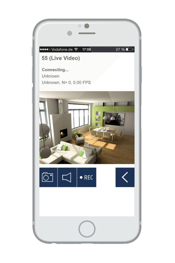 einbruchschutz mit smart video gegen einbrecher gesch tzt ratgeberzentrale. Black Bedroom Furniture Sets. Home Design Ideas