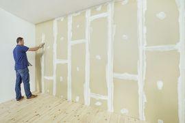 trockenbau mit schallschutz schritt f r schritt erkl rt ratgeberzentrale. Black Bedroom Furniture Sets. Home Design Ideas