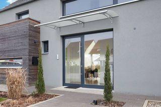 Vordach An Der Haustur 5 Tipps Fur Den Schutz Bei Wind Und Wetter