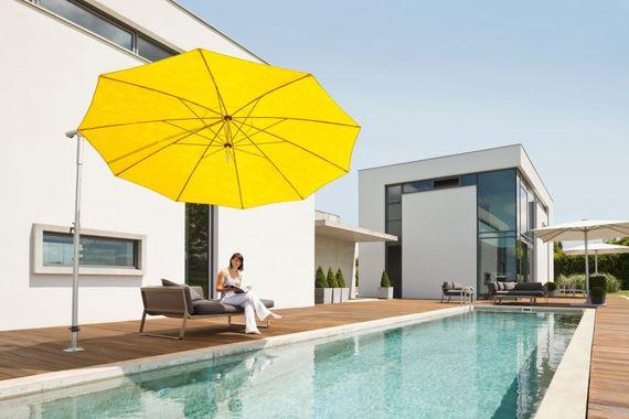Sonnenschirm 6 Tipps Zur Terrassengestaltung Ratgeberzentrale