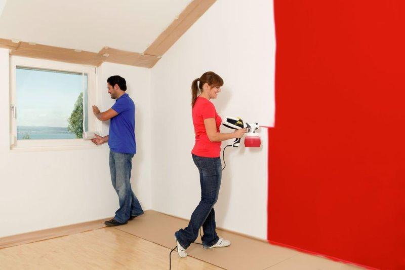spr hen statt streichen tipps f r innenr ume und gartenm bel ratgeberzentrale. Black Bedroom Furniture Sets. Home Design Ideas
