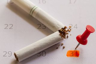 Rauchen Und Lutschen