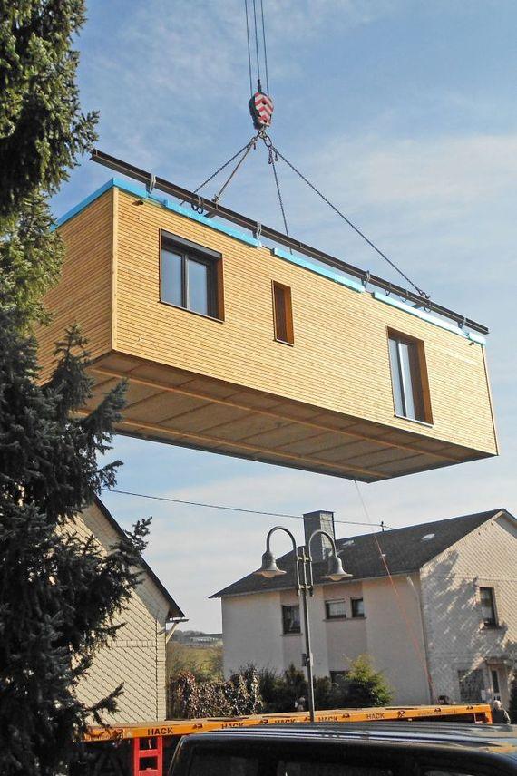 5 vorteile beim bau eines modulhauses von kurzer bauzeit. Black Bedroom Furniture Sets. Home Design Ideas