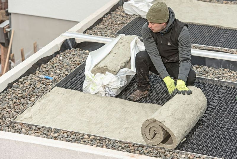 in 9 schritten die dachbegr nung selbst machen ratgeberzentrale. Black Bedroom Furniture Sets. Home Design Ideas