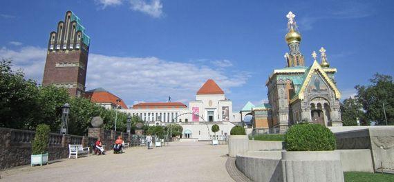 Aktivitäten Darmstadt