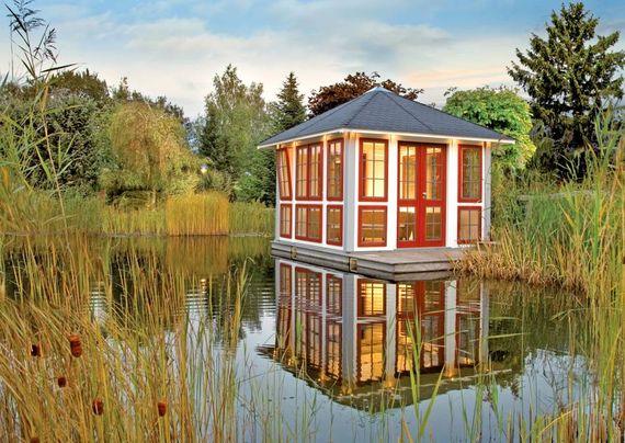 gartenpavillon aus holz 10 tipps f r den lieblingsplatz im gr nen ratgeberzentrale. Black Bedroom Furniture Sets. Home Design Ideas