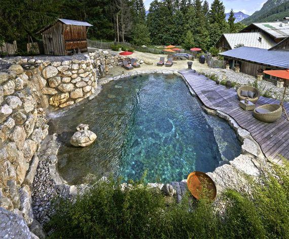 Ein Pool Im Garten: Die Besten Tipps - Ratgeberzentrale Garten Mit Pool Gestaltung Tipps