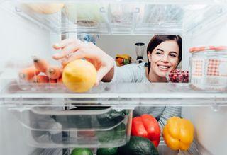 Retro Kühlschrank Defekt : Defekter kÜhlschrank eur picclick de