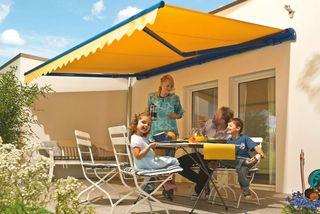 Terrasse gestalten mit einer Markise: Die besten 5 Tipps ...