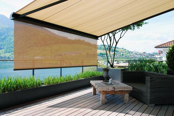 Bevorzugt 7 Tipps für die Beschattung der Terrasse - RatGeberZentrale XE81
