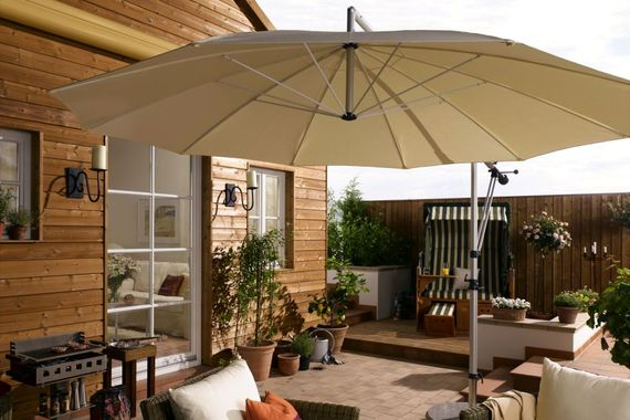 sonnenschirm für terrasse