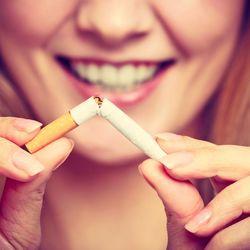 Rauchen aufgehört - jetzt Husten | Ursachen & Behandlung